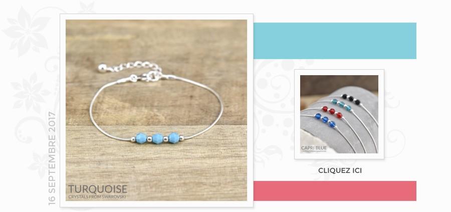 Grossiste Fournisseur Bracelet en Cristal et Argent